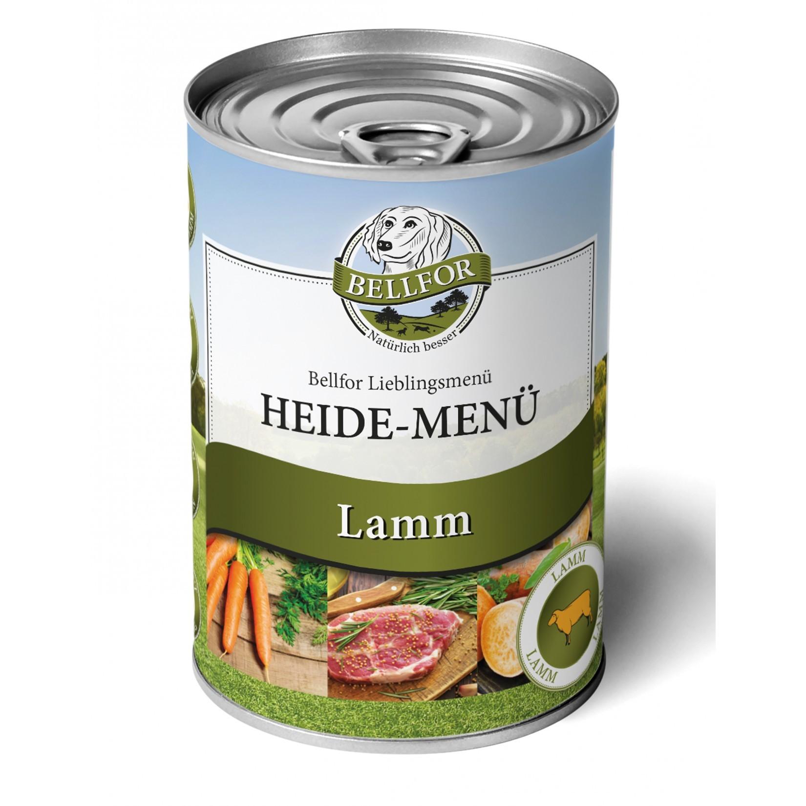 Bellfor Heide-Menü Lamm getreidefrei