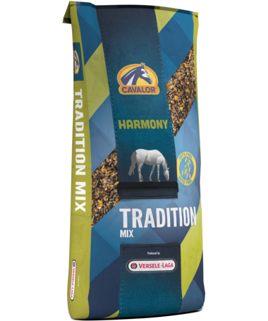 Cavalor Tradition Mix  + 2kg gratis