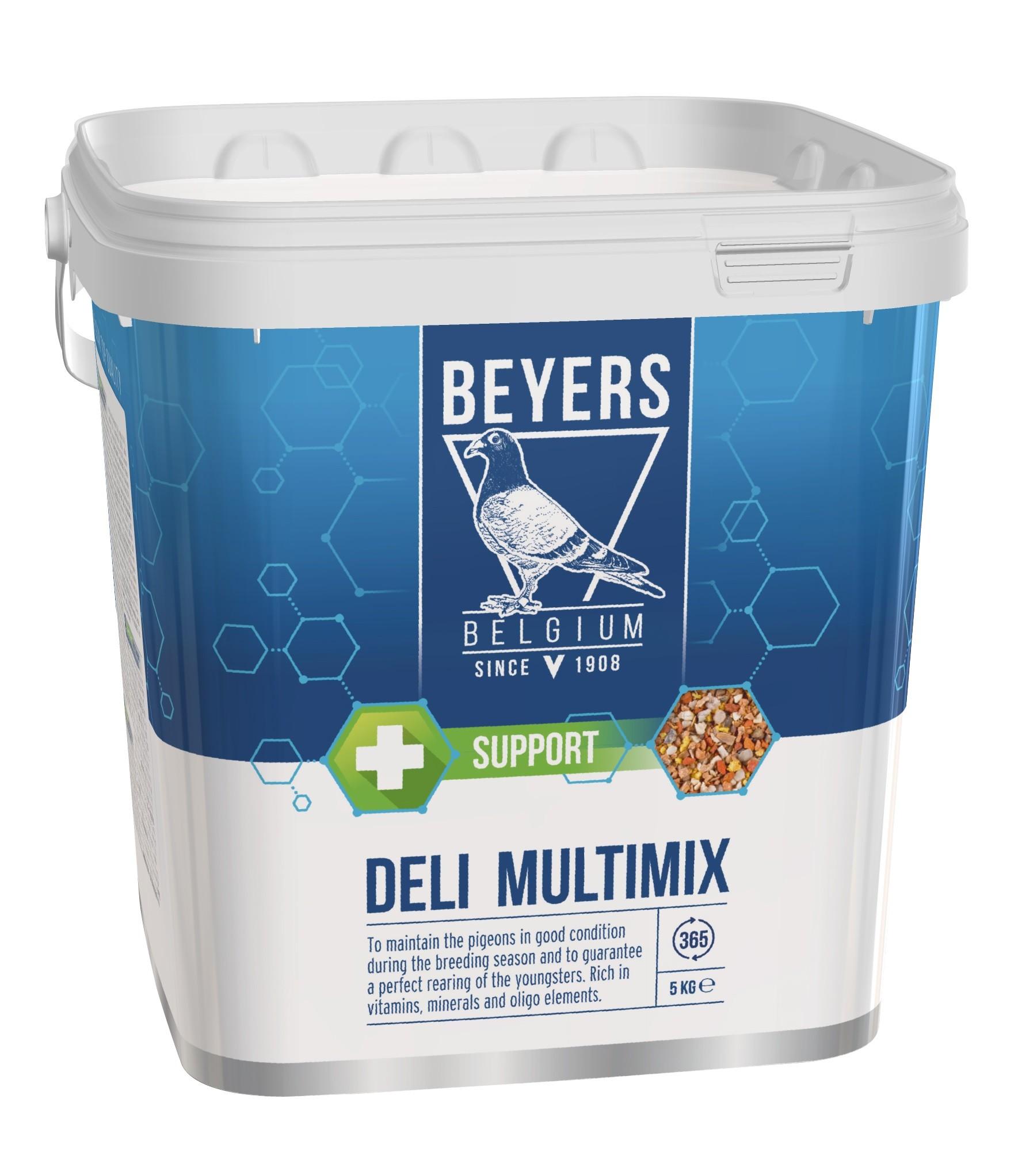 Beyers Plus Deli Multimix
