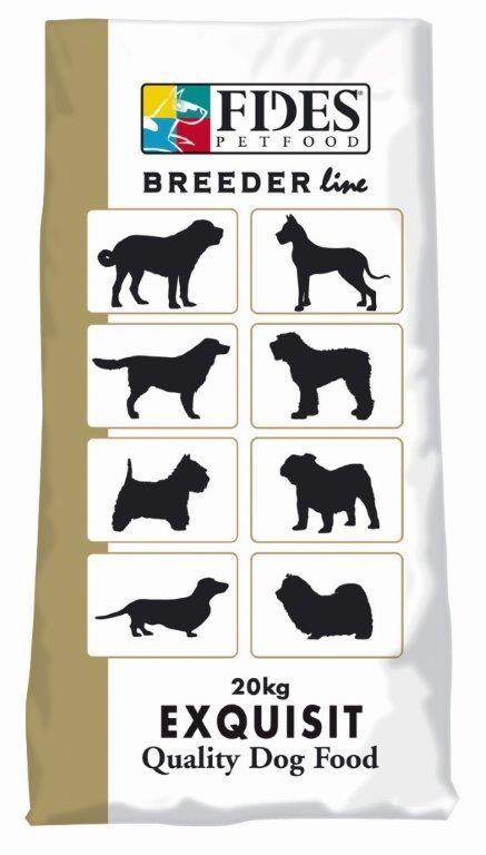 Fides BREEDER line Exquisit + 1 EP Snacks Lamm gratis