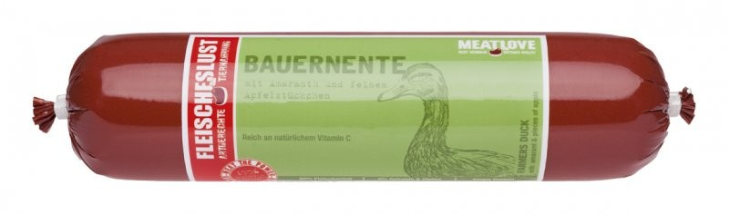 Fleischeslust Bauernente (Angebot) 5x400g