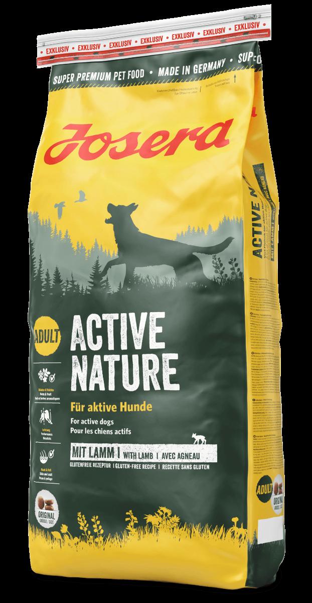 Josera Active Nature + Schutzdecke gratis
