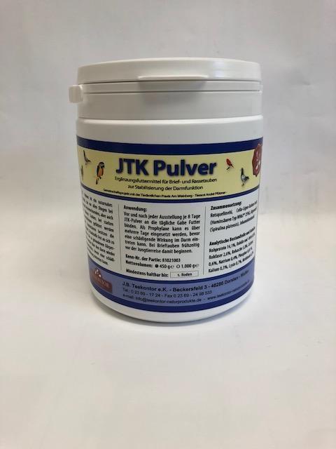Teekontor JTK Pulver