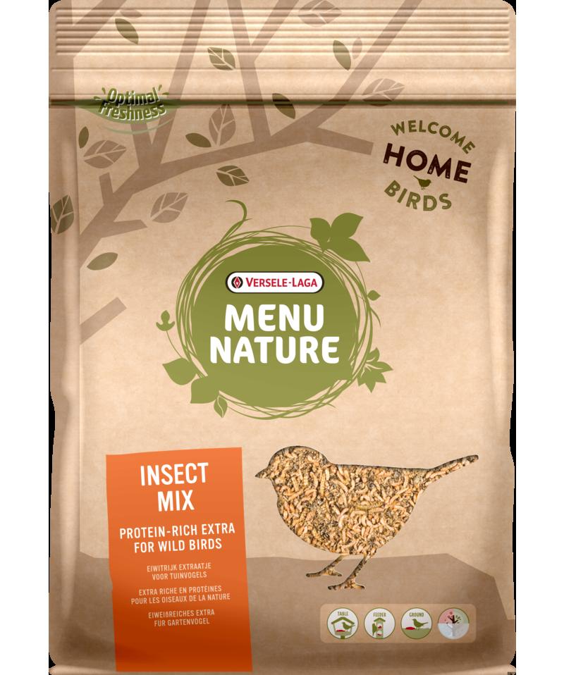 Versele Laga Menü Nature Insect Mix (5x 250g.)