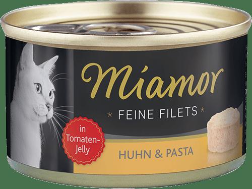 Miamor Feine Filets Huhn & Pasta