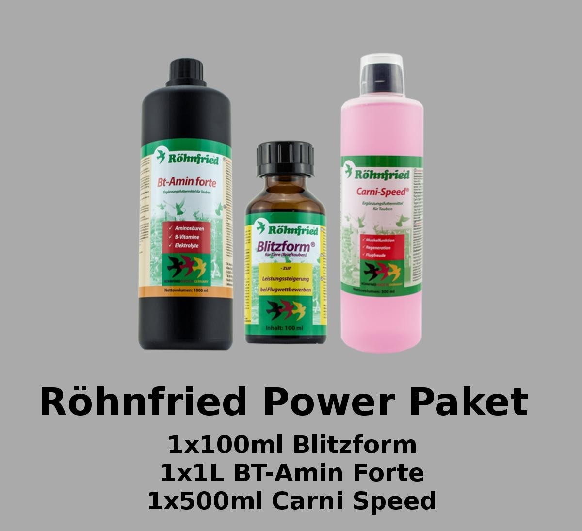 Röhnfried Power Paket
