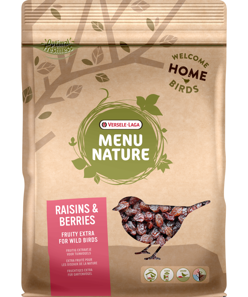 Menü Nature Raisins & Berries