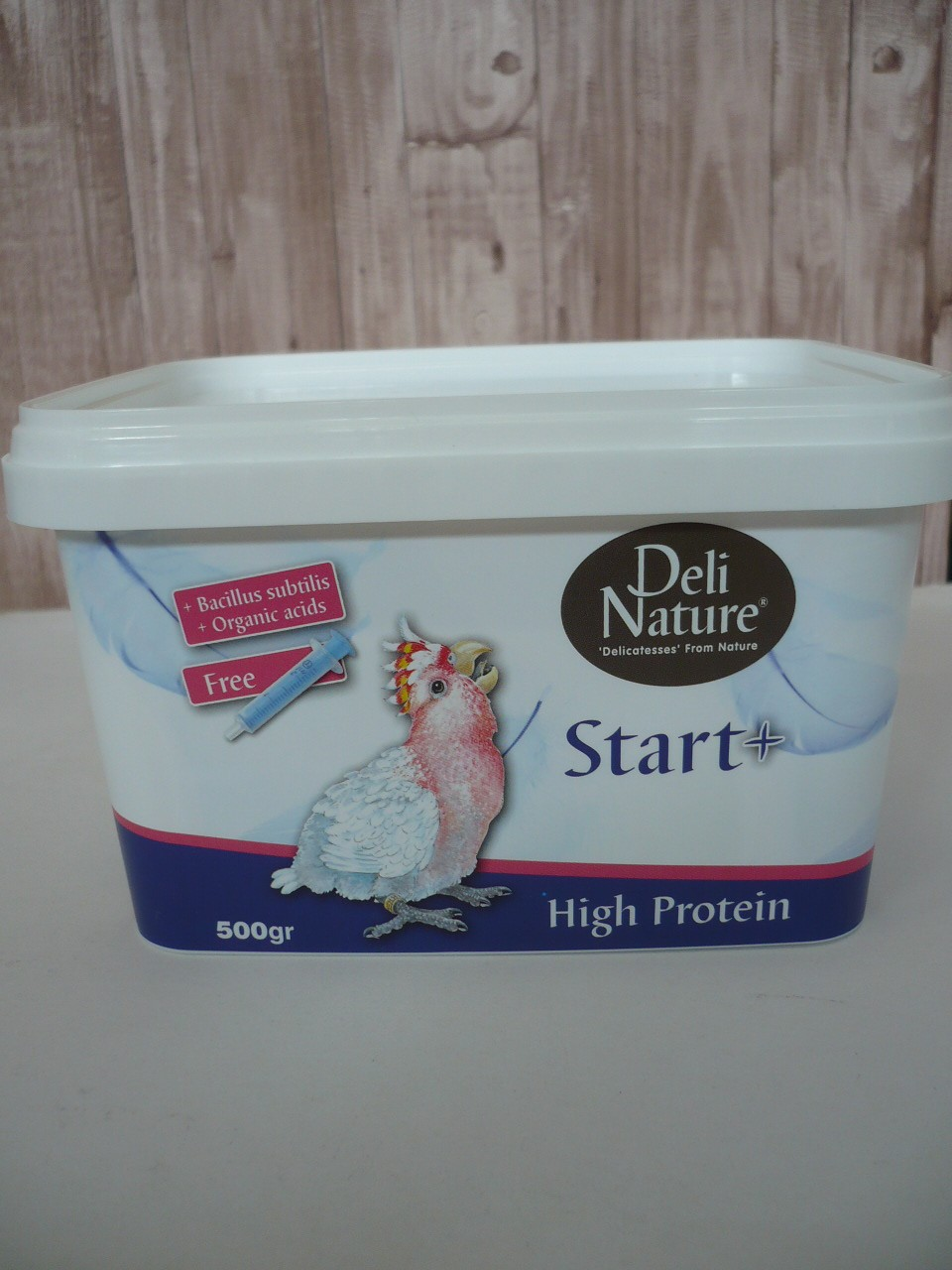 Deli Nature Start + High Protein