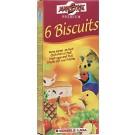 Biscuits Vögel Früchte 6 Stück