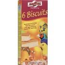 Biscuits Vögel Honig 6 Stück