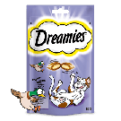 Dreamies Katzensnack mit Ente