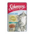 Schmusy Ragout Pute in Sauce Kitten