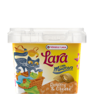 Versele Laga Lara Little Monsters Crock poultry & cheese