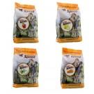 4x 1kg Lecker-Speedies Eukalytus, Karotten, Apfel & Banane (Angebot)